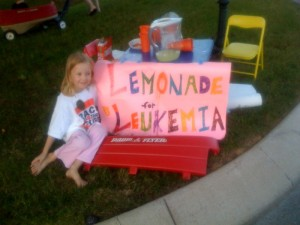 Lemonade for Leukemia