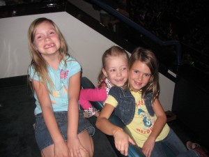 Leah, Tanner and Gracie